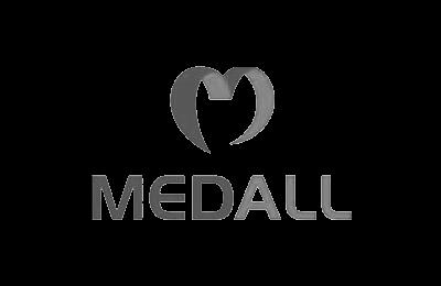 Our business partner Medall's logo