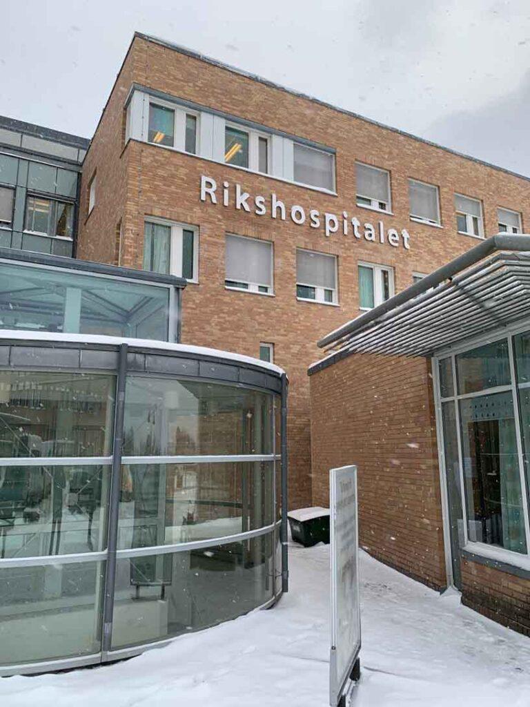 Rikshospitalet University Hospital