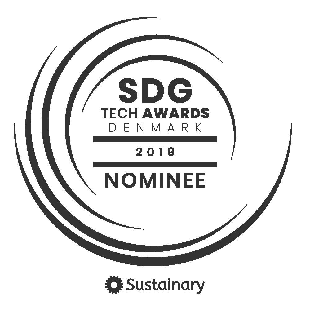 SDG Tech Awards Denmark 2019