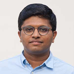Portrait photo of Askey Pai, Co-founder and CTO