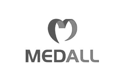 Our business partner Medall's logo