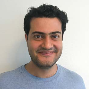 Portrait photo of Mostafa